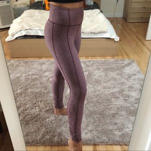 Lululemon Leggings (High Waisted)